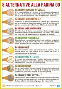 Farine alternative