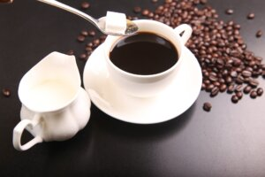 caffè zuccherato